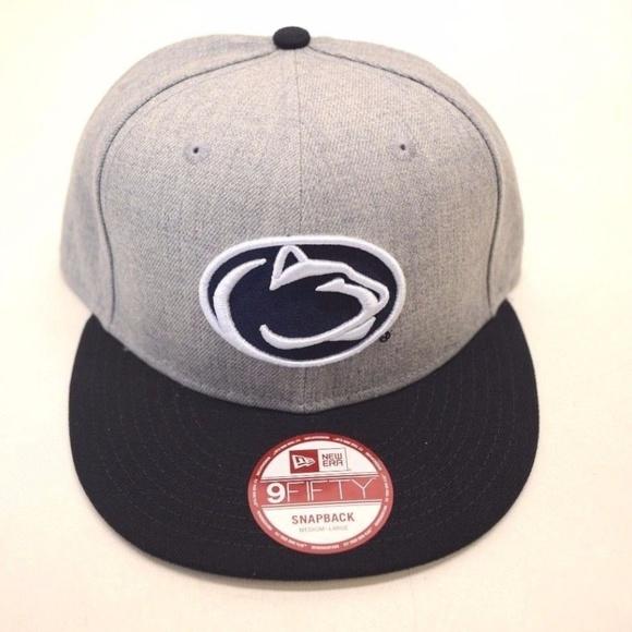 Men s New Era Penn State University 9Fifty Cap 50a7e3cf227